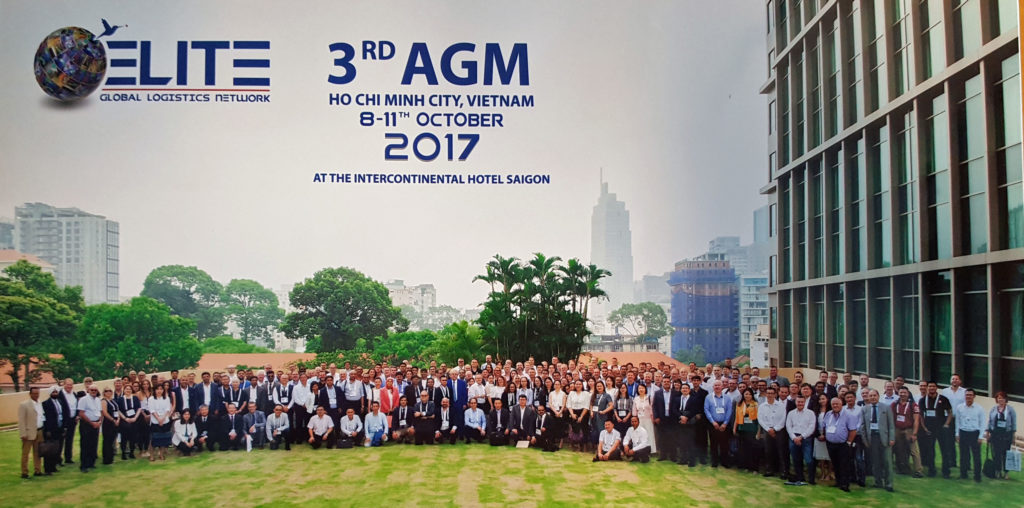 EGLN-conference in Ho Chi Minh City, Vietnam - Interfracht